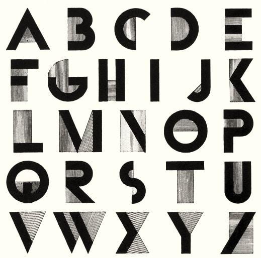 Image result for cassandre+bifur font