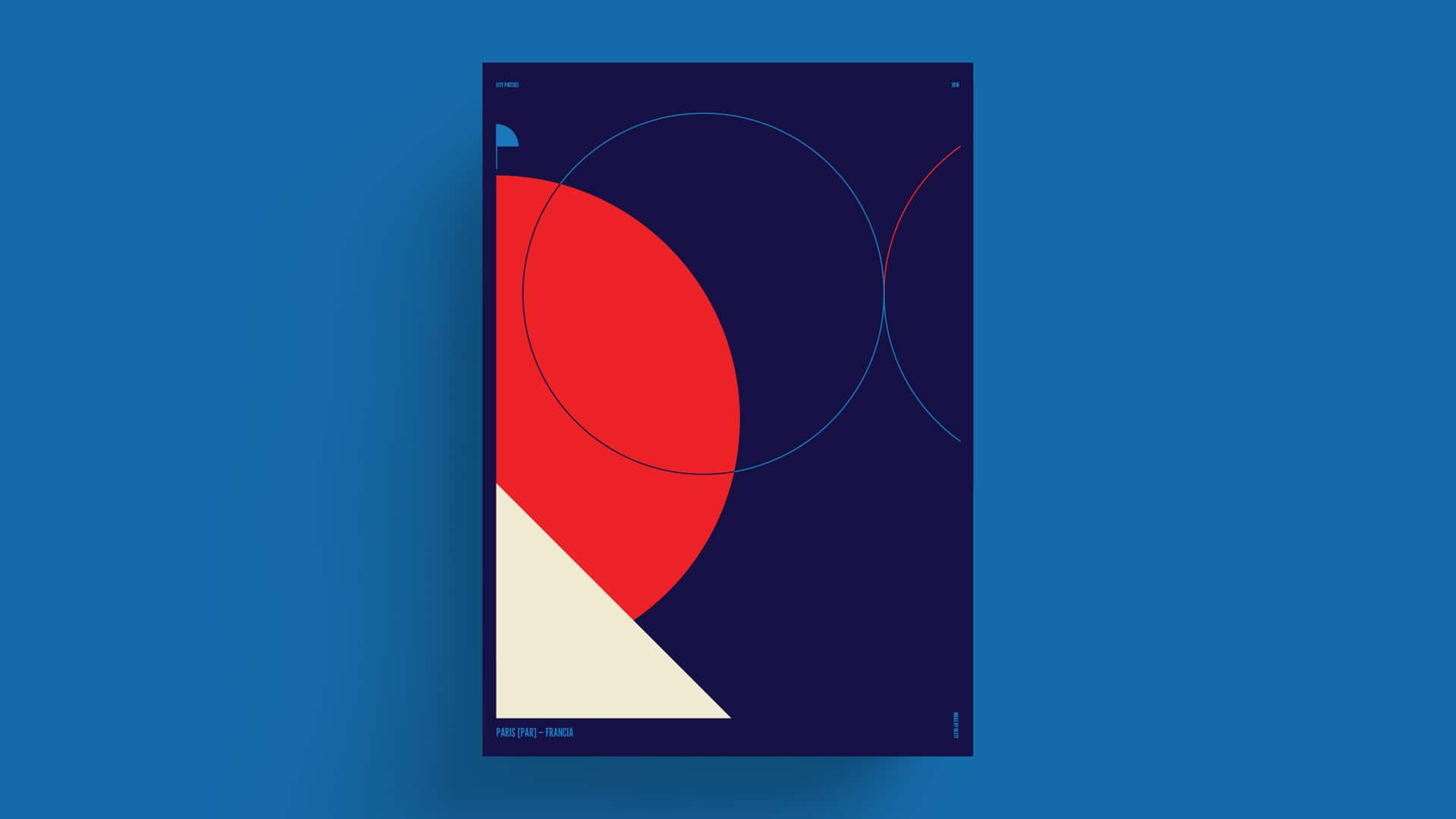 5 inspiring and creative poster designs - notes on design