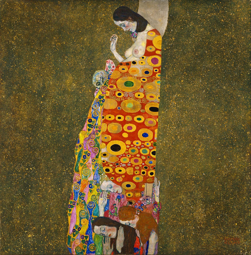 1010px-Gustav_Klimt_-_Hope_II_-_Google_Art_Project
