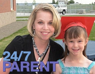Kim Wood, 24-7 Parent