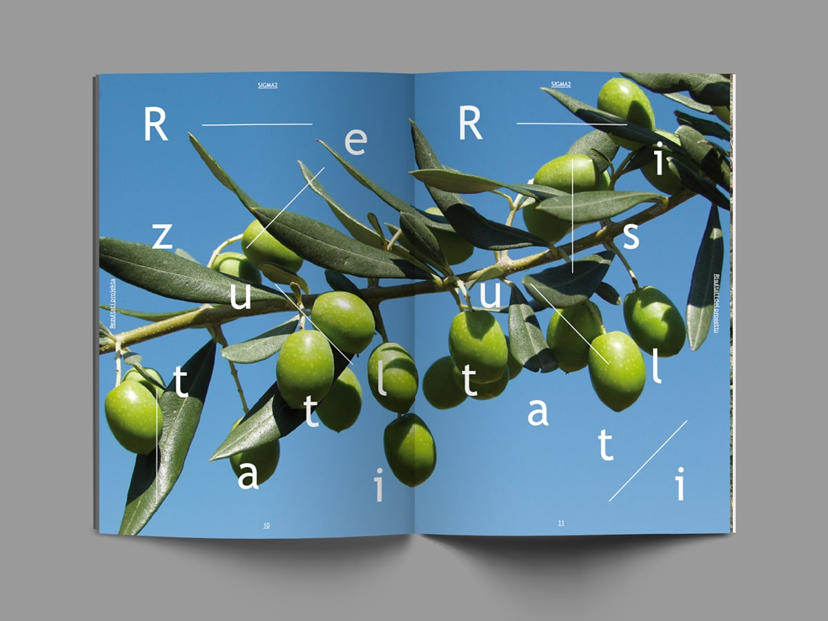 Sigma2 brochure by Ales Brce