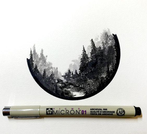 5 Top Drawing Pens