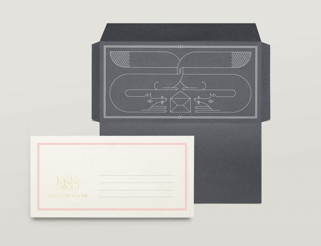 anthracite stationery designs