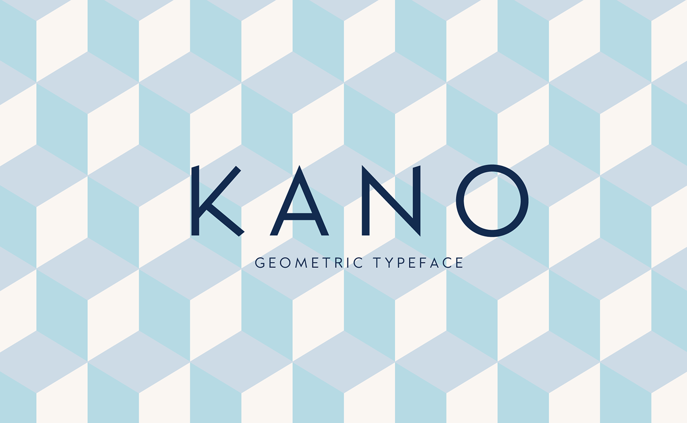 Free Font Friday: Kano - Notes on Design | Sessions College