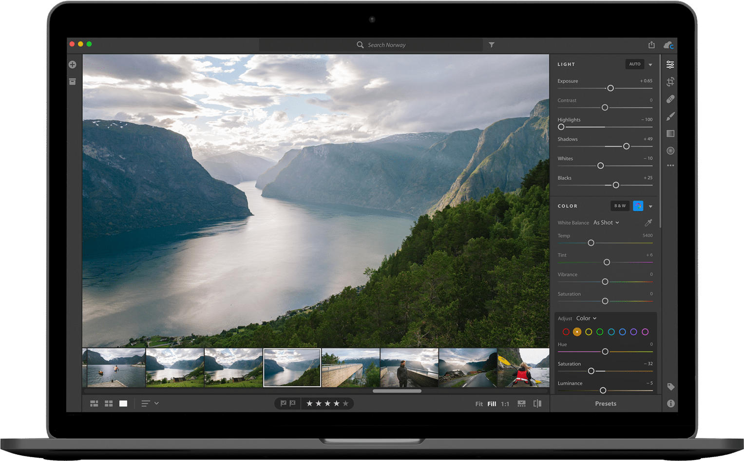 What\'s New in Adobe Lightroom CC - Notes on Design
