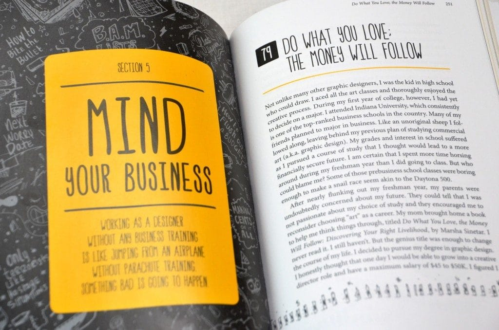 5 Essential Books For Freelance Designers Notes On Design