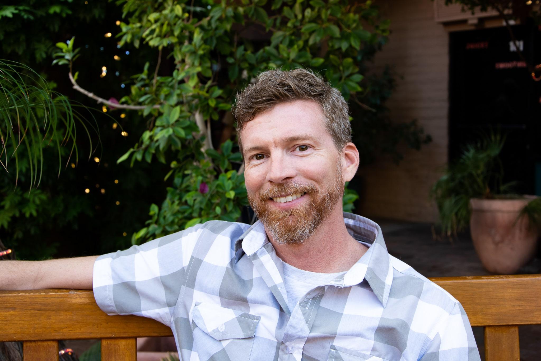 Brian Lorti - military student advisor