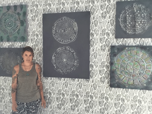 Brooklyn Manhole – Sarah Merenda - Sessions College