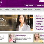 Excelsior homepage