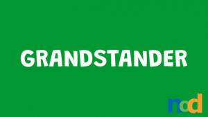 Free Font Friday - Grandstander