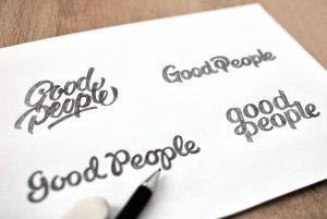 Good People Logo Designs