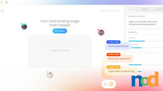Graha web design tool