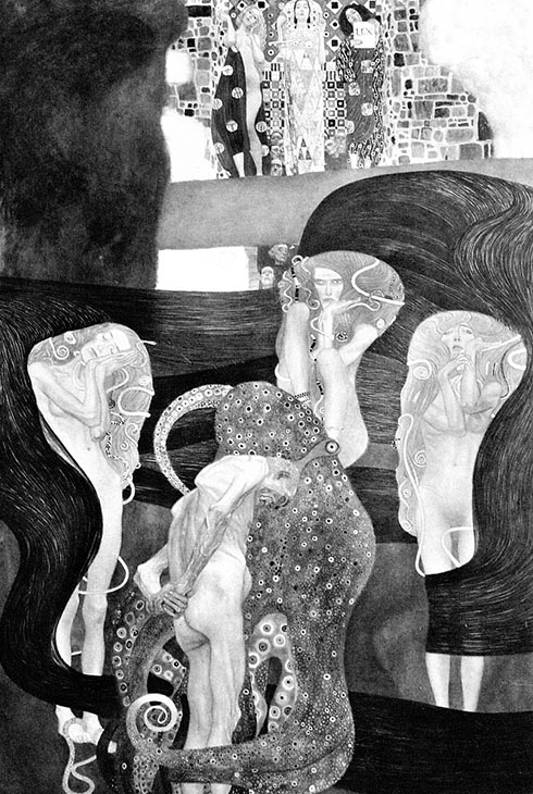 Jurisprudence Gustav Klimt