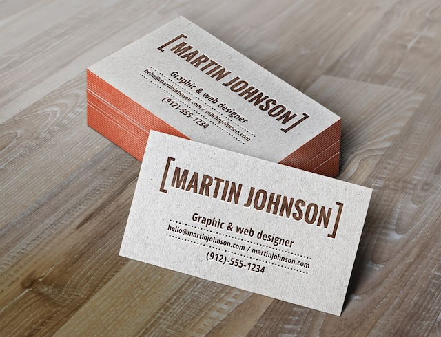 10 Free Business Card Templates for Designers