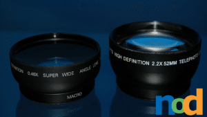 Looking at Lenses - Wide Angle- Sessions College