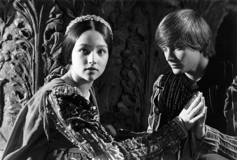 Olivia Hussey and Leonard Whiting Romeo and Juliet