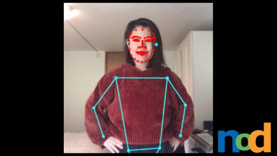 Pose Animator - Bring Your SVG Files to Life Via Webcam