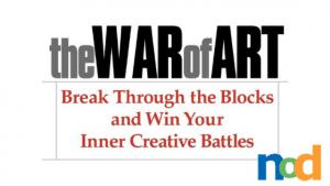 Print Picks - The War of Art