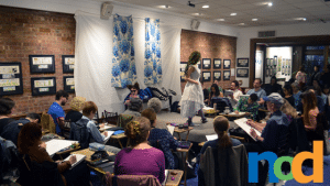Society of Illustrators Sketch Night - July 16 - Sessions College
