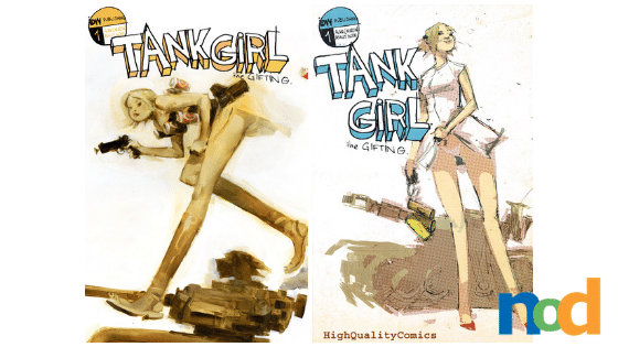 Why They Work - Ashley Wood