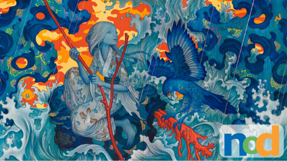 Why They Work - James Jean