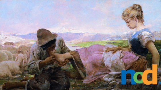 Why They Work - The Brushwork of Giovanni Segantini - Sessions College