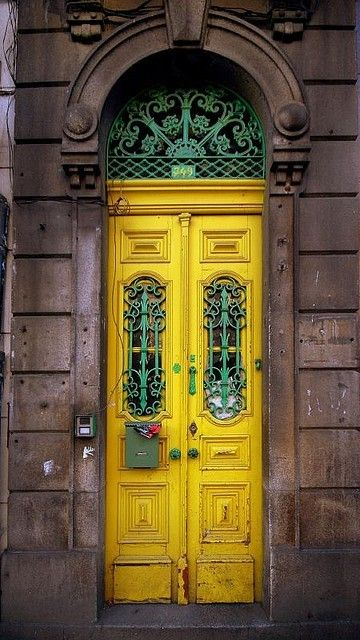 Citron Door