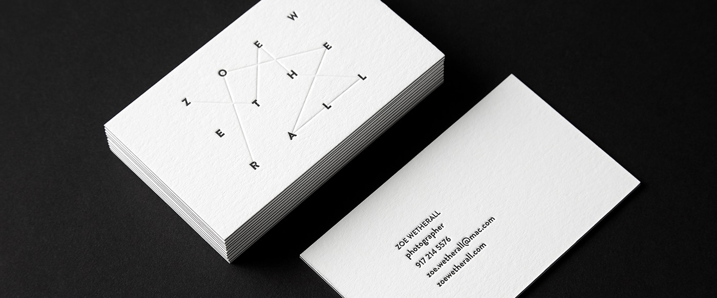 3 Ways to Design a Better Business Card - Notes on Design