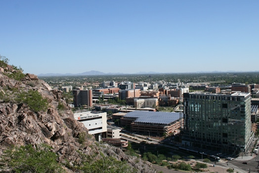 Tempe, Arizona - Accreditation page image