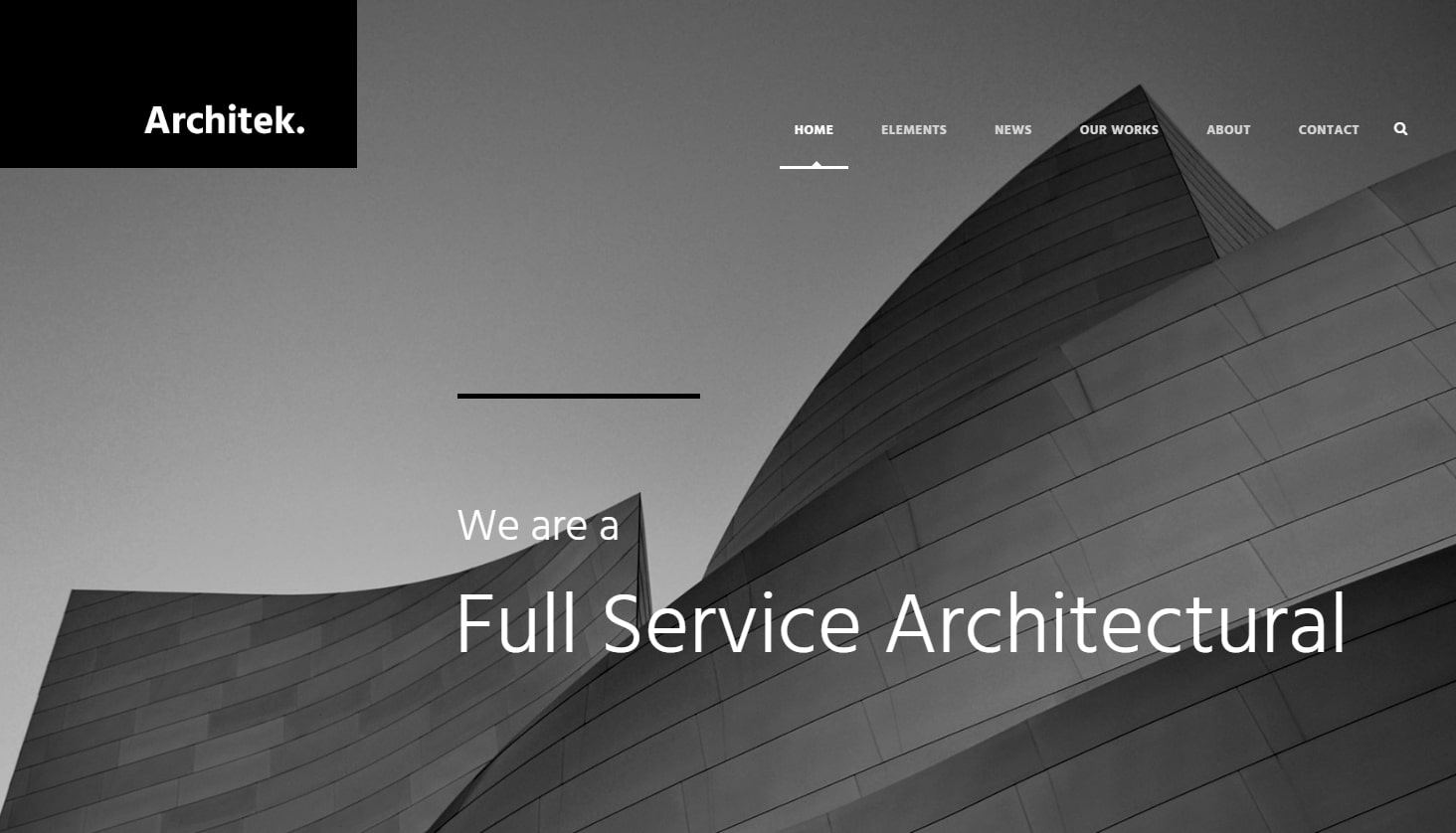 5 Top Wordpress Themes for Architects and Designers - NOD