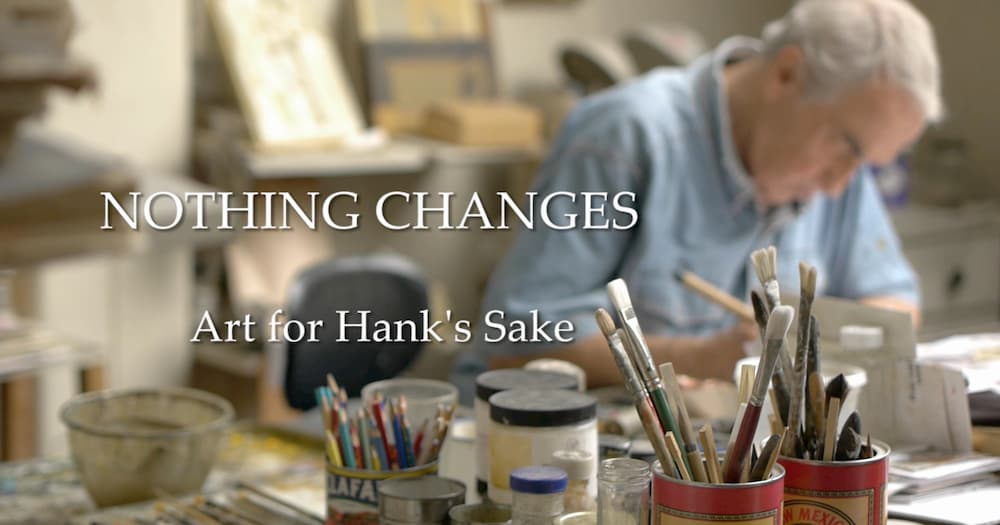 art for hank's sake - quarantine movies