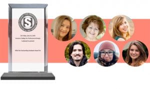 Outstanding Graduate Awards 2019