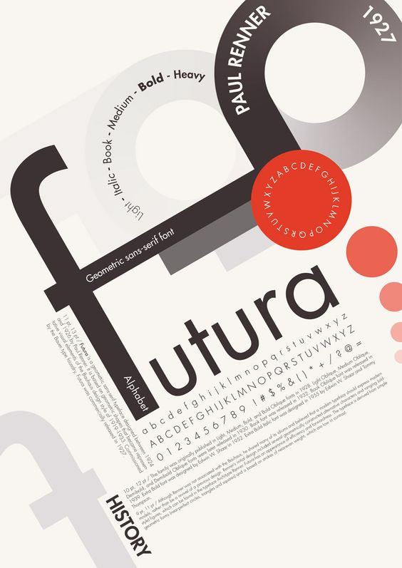 Homage to Futura designed by Clément Thorez @ http://clementthorez.com/