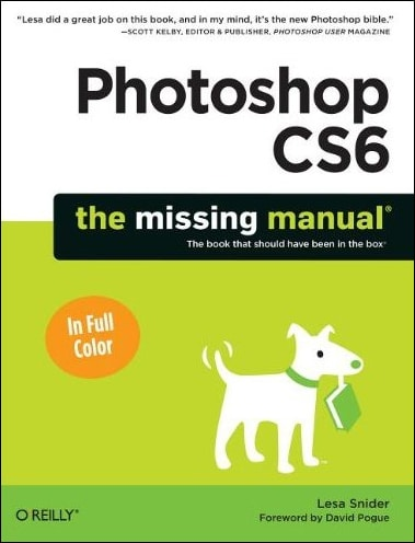 Adobe Photoshop CS6 book cover