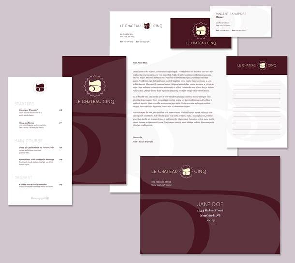 Nayla Smith branding project