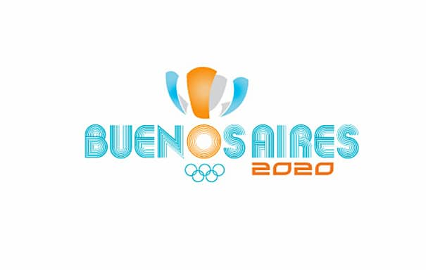 olympics logo for buenos aeries