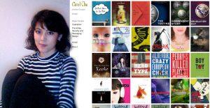 Carol Chu - book designer