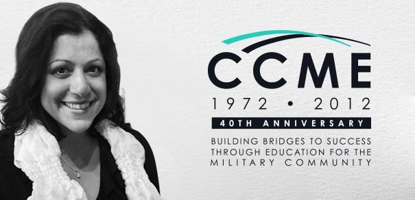 CCME Winner Christina Bournias