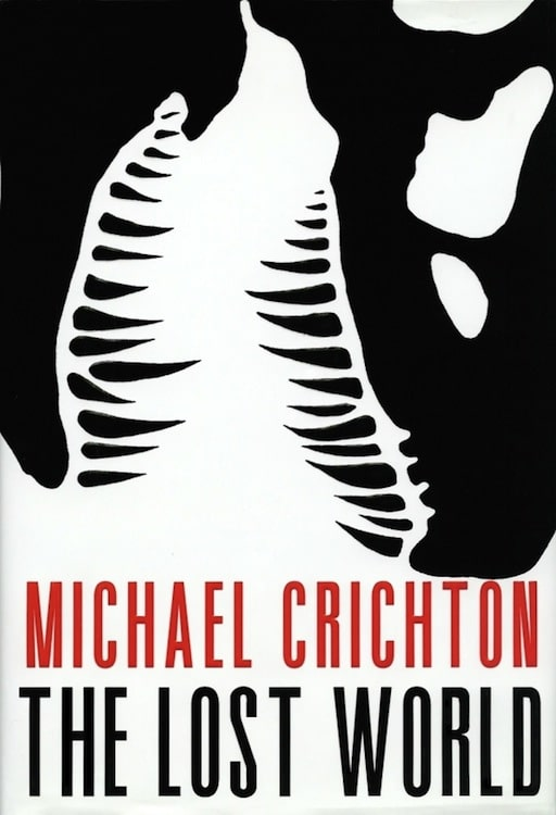 cover-michael-crichton-the-lost-world-chip-kidd
