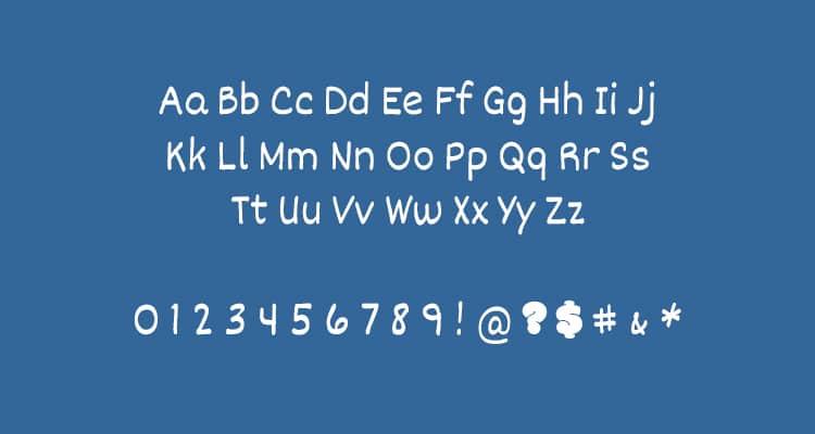 dekko font image 3