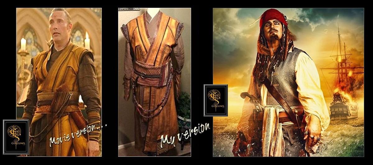 Elizabeth Embleton-Smith costume design work 1