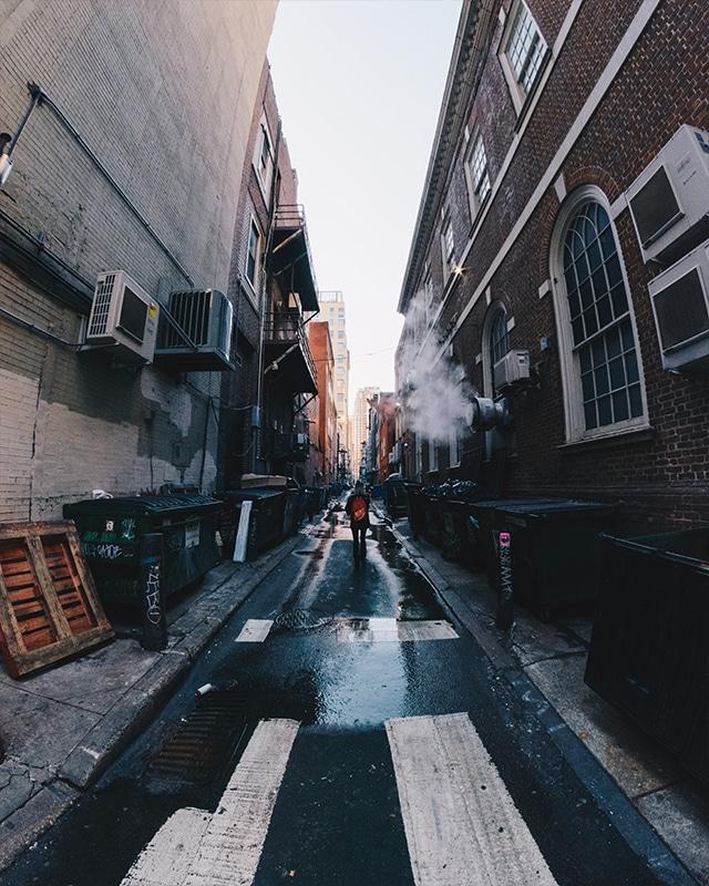 fisheye-lens-street