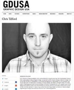 GDUSA Chris Telford award