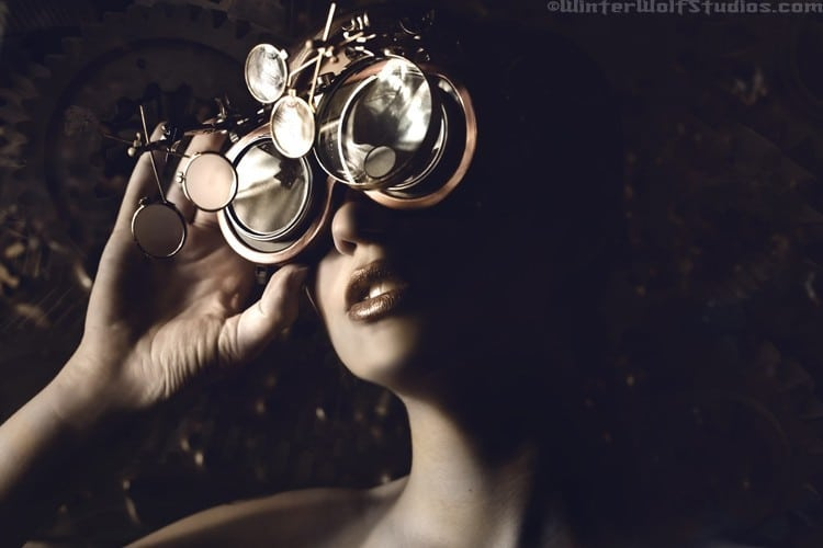 Steampunk for Designers