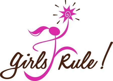 Girls Rule logo