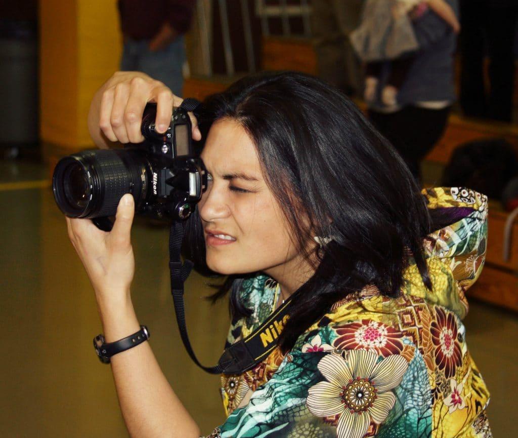 Sarah Martinsen, competition winner