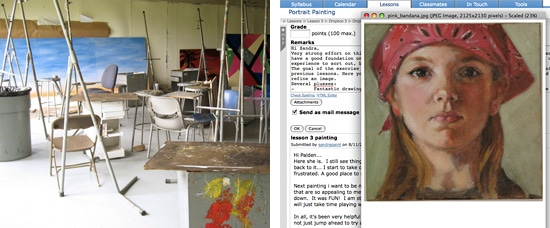How to learn art article image