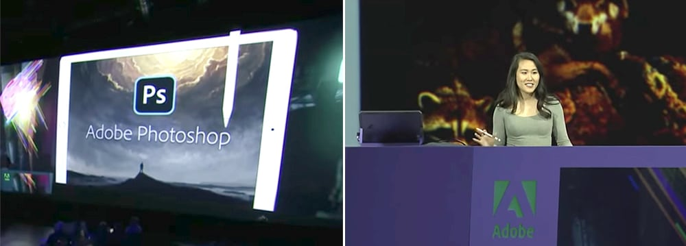 The Creativity Conference 2018 - Photoshop on iPad preview