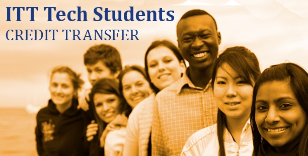 ITT Tech student credit transfer image