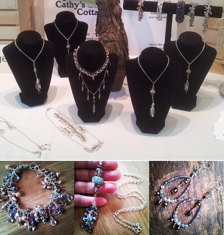jewelry by Catherine George
